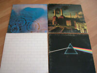 "Records, ""Pink Floyd"" 12 inch LP Collection"