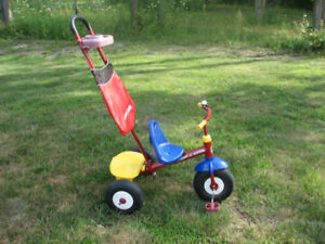 tricycle dirigeable