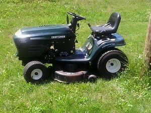 WANTING TO PURCHASE LAWN TRACTOR