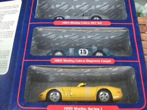 Rare Vintage Die Cast Shelby Collection 1/18 - Road Signature