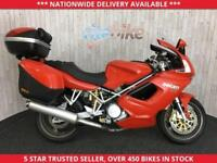 DUCATI ST3 DUCATI ST3 SPORTS TOURER FULL LUGGAGE 12M MOT 2005 55