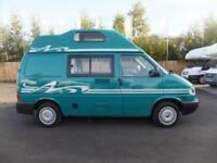 vw leisuredrive campervan for sale