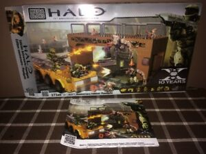 Halo Mega Blocks Floodgate modèle 96971