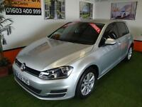 Volkswagen Golf 1.6TDI ( 105ps ) ( s/s ) DSG 2013MY SE