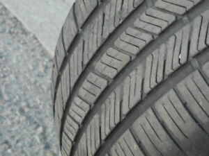 P275/45R20 Pair of Goodyear Eagle LS2 tires. Great price!