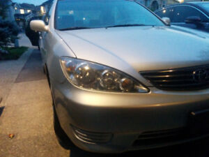 Toyota Camry LE 2005, Low KMs, Excellent Condition