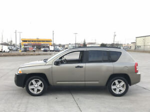 2007 Jeep Compass Only 89000km, Auto, 3/Y warranty available