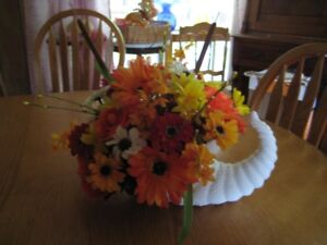 Flower and Table Arrangements