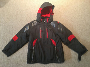 Spyder ski coat and pants