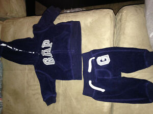 Baby Gap tracksuit
