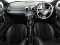 2018 Audi A1 1.4 TFSI S Line Nav 5dr HATCHBACK Petrol Manual