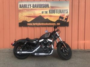 2018 Harley-Davidson XL1200X - Sportster Forty-Eight