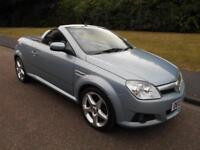 2007 Vauxhall Tigra 1.4 i 16v Exclusiv 2dr (a/c)