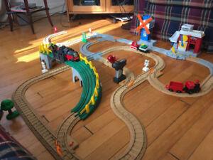 Train GeoTrax