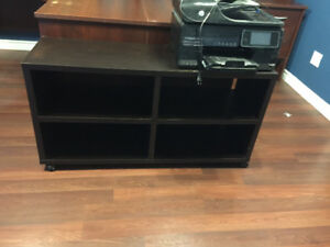 TV Console- moving