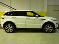 2015 Land Rover Range Rover Evoque SD4 AUTOBIOGRAPHY Diesel white Automatic