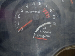 Eagle talon TSI Eclipse Turbo 1990  Instrument cluster $60 OBO