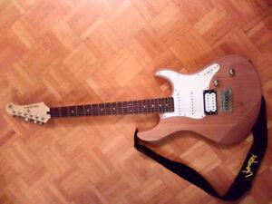 Yamaha electric guitar BRAND NEW