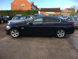 2012 BMW 5 SERIES 520d BluePerformance EfficientDynamics 4dr