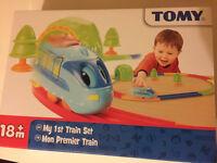 Brand new train set