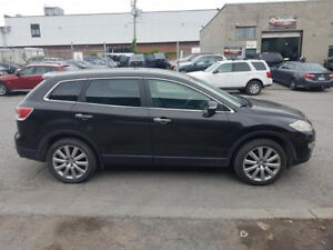 Mazda CX-9 2007 7 passagers ,cuir,ouvrant, mags,traction control