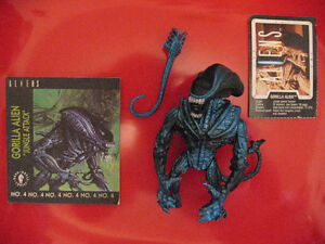 Aliens - Gorilla Alien Action Figure by Kenner 1992