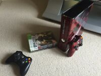 Gears of war 3 Xbox 360 s 320gb console