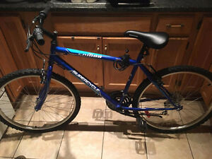 Mint Condition Bike for sale, Supercycle 1800 with ccm bike lock