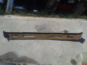 Factory used front bumper off of a 1966 Chevy Chevelle (BP0102) Belleville Belleville Area image 2
