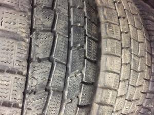 2 pneus hiver 175/70r14