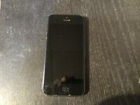 Black Apple iPhone 5 16G with Bell $200OBO