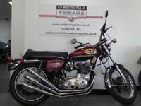 1972 BSA ROCKET 3, THOUSANDS SPENT ON A DETAILED RESTORATION RARE MACHINE INDEED