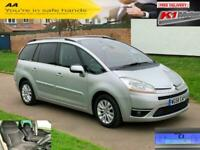 Citroen Grand C4 Picasso 1.6 16v THP(150bhp)EGS Exclusive,100 MILE FREE DELIVERY