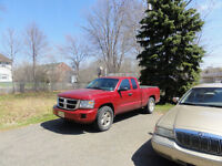 2008 Dodge Dakota Pickup Truck