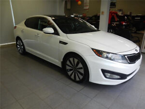 Kia optima sx turbo 2013