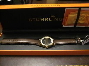 Stuhrling Automatic watch Brand New in Box with all tags
