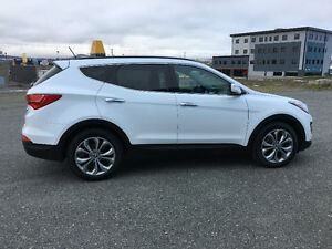 2014 Hyundai Santa Fe LIMITED AWD 2.0 TURBO