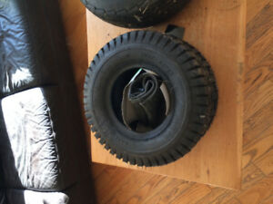 Two golf cart tires brand new