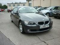 2008 BMW 320 2.0TD d SE Coupe Finance Available