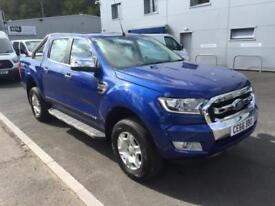 Ford Ranger 2.2TDCi ( 160PS ) 4x4 1 auto 2016MY Limited