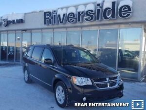 2019 Dodge Grand Caravan Crew  - Navigation - $216.35 B/W