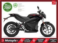 2020 Zero Motorcycles SR 14.4  Laval / North Shore Greater Montréal Preview