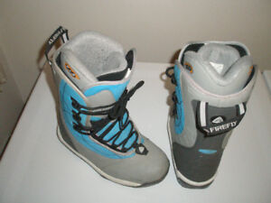 Snowboard Boots Firefly P.A.S.Lady, Ladies 7, Mondo 24, EUR 38