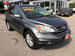 2010 Honda CR-V EX-L 4WD EXL AWD SUV...MINT COND...REALLY NICE.
