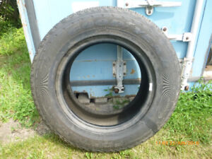 NEW, unused, P275/60R17 M+S GoodYear Fortera, $85.00