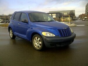 2005 Chrysler PT Cruiser Turbo Wagon