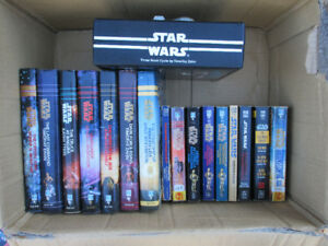 Lot of Star Wars Books, Magazines & Posters