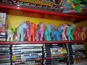 MASSIVE SELECTION OF VINTAGE MY LITTLE PONY London Ontario image 8