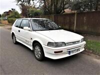 1989 Toyota Corolla 1.6 GTi-16 Only 69,000 Miles Last Owner Since 1992