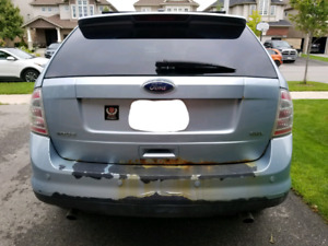 2008 Ford Edge - as is